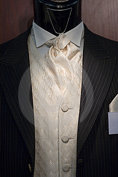 Suit On Shop Mannequins Royalty Free Stock Photos - Image: 15352228