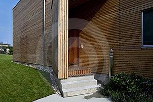 Beautiful Ecologic House Royalty Free Stock Photos - Image: 15352538