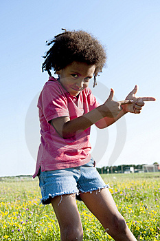 Little Boy Gesturing Royalty Free Stock Photo - Image: 15353605