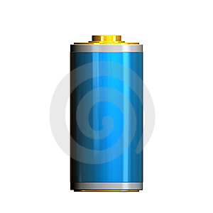 Battery Royalty Free Stock Photos - Image: 15353808