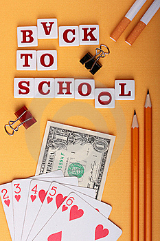 Back To School Royalty Free Stock Images - Image: 15354649