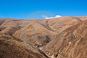 Mountain Road View Royalty Free Stock Photos - Image: 15354998