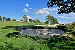 Shady Bunker Stock Photos - Image: 15362613