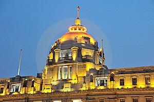Shanghai Bund Royalty Free Stock Photo - Image: 15363015