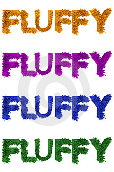 Fluffy Royalty Free Stock Photos - Image: 15369128