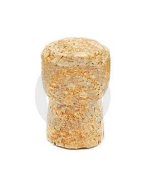 Champagne Cork Stock Images - Image: 15369184
