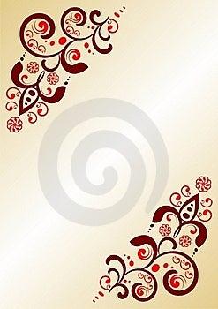 Angular Pattern Royalty Free Stock Photography - Image: 15371837