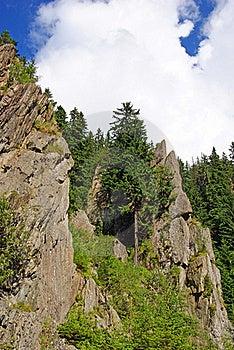 Rocky Landscape Royalty Free Stock Photography - Image: 15374237