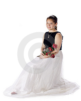 Honored Young Teen Royalty Free Stock Photo - Image: 15375615