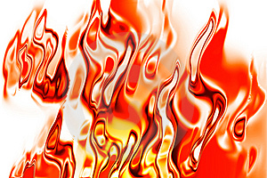 Fire Texture Royalty Free Stock Photos - Image: 1542588