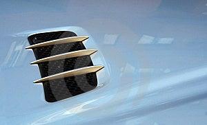Engine Intake Royalty Free Stock Photos - Image: 1545108