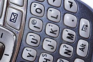 PDA Keyboard Stock Images - Image: 15400144