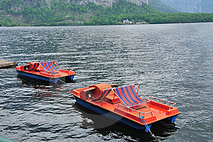 Fun Boats Royalty Free Stock Images - Image: 15400349
