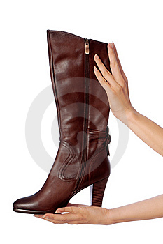 Fetish Boots Royalty Free Stock Photo - Image: 15400745
