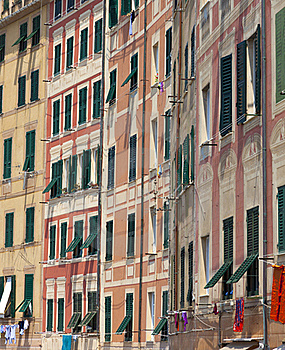 Camogli Royalty Free Stock Photography - Image: 15405267