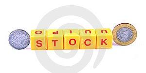 Money And Stock Stock Photo - Image: 15411000