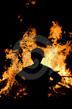 Fire Stock Photo - Image: 15411790