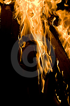 Fire Stock Image - Image: 15411811