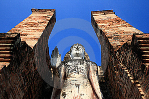Sukhothai Historical Park In Thailand Stock Images - Image: 15414514
