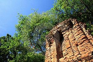 Sukhothai Historical Park Stock Images - Image: 15414614