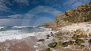 Cantabric Sea Royalty Free Stock Photos - Image: 15414618