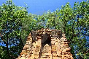 Sukhothai Historical Park Royalty Free Stock Photos - Image: 15414708