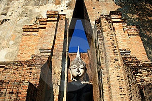 Sukhothai Historical Park In Thailand Royalty Free Stock Photo - Image: 15414955