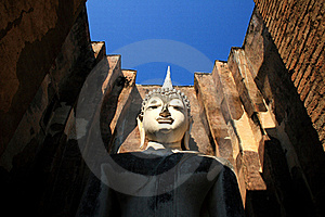 Sukhothai Historical Park In Thailand Stock Images - Image: 15415014