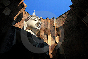 Sukhothai Historical Park In Thailand Stock Images - Image: 15415114