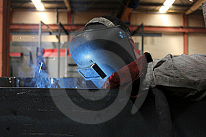 Welding Royalty Free Stock Image - Image: 15418686