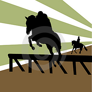Equestrian Royalty Free Stock Photography - Image: 15421247
