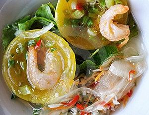 Shrimp Snack Stock Image - Image: 15421741
