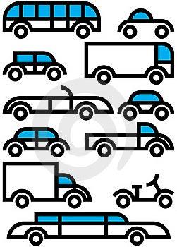 City Transport Equipment Stock Photography - Image: 15423682