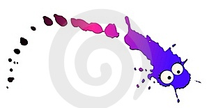 Virus And Germs Royalty Free Stock Photography - Image: 15425957