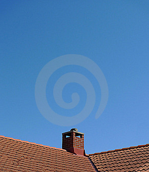 Roof Top Stock Photography - Image: 15431642