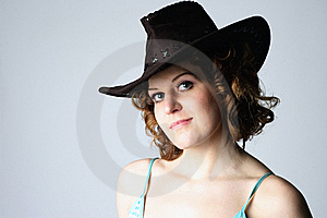 Country Woman. Stock Image - Image: 15431851