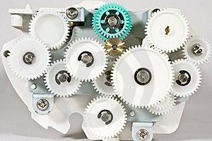 Plastic Mechanism Stock Photography - Image: 15434282