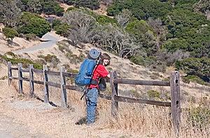 Teen Backpacking Stock Photography - Image: 15434702