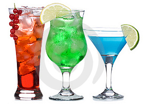 Alcohol Cocktails Stock Photos - Image: 15435543