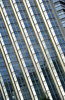 Tilted Building Feature Royalty Free Stock Photos - Image: 15436928