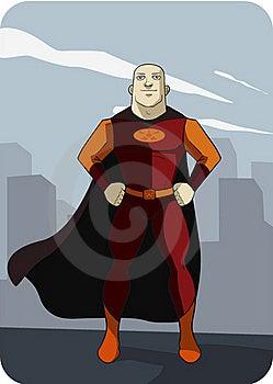 Super Hero Stock Photography - Image: 15439362