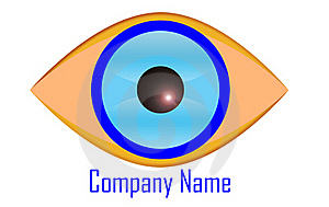 Eye Logo Royalty Free Stock Image - Image: 15440236