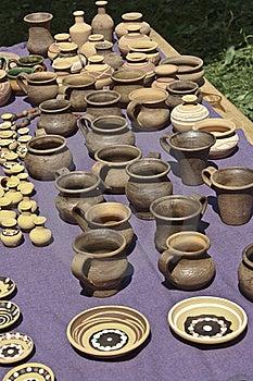 Ceramics Royalty Free Stock Photos - Image: 15442548