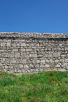 Old Wall Royalty Free Stock Images - Image: 15442849