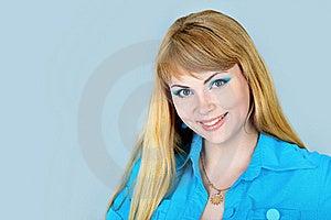 Optimistic Girl Royalty Free Stock Photo - Image: 15443905