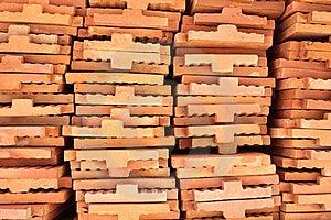 Stack Of Brickwork Stock Photography - Image: 15446102