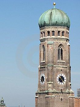 Frauenkirche, Munich Stock Photo - Image: 15446440