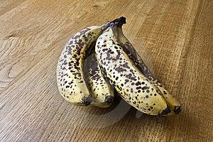 Ripe Bananas Royalty Free Stock Photos - Image: 15446568