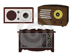 Radios Stock Image - Image: 15451211
