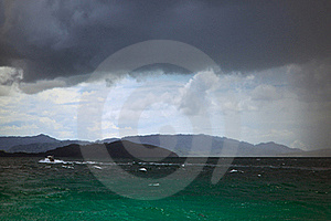 Thunderstorm Stock Images - Image: 15456704